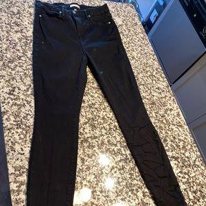 Good American Good Waist size 16 Black Jeans